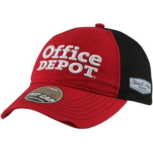3a8035c7f Tony Stewart #14 NASCAR 2012 Office Depot Official Pit Hat by Chase ...