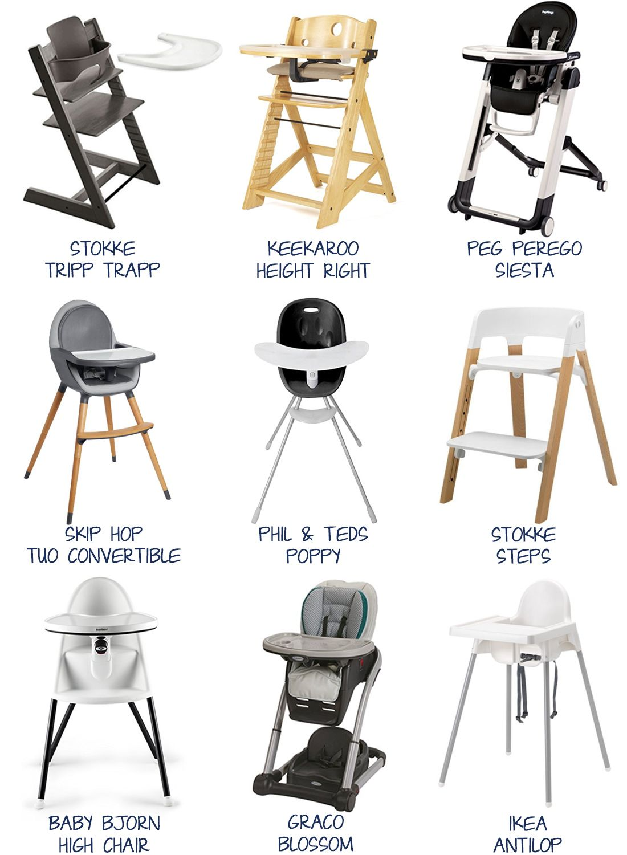 Baby Stuff Feeding Cute Desk Chair Best High Chairs Rocking