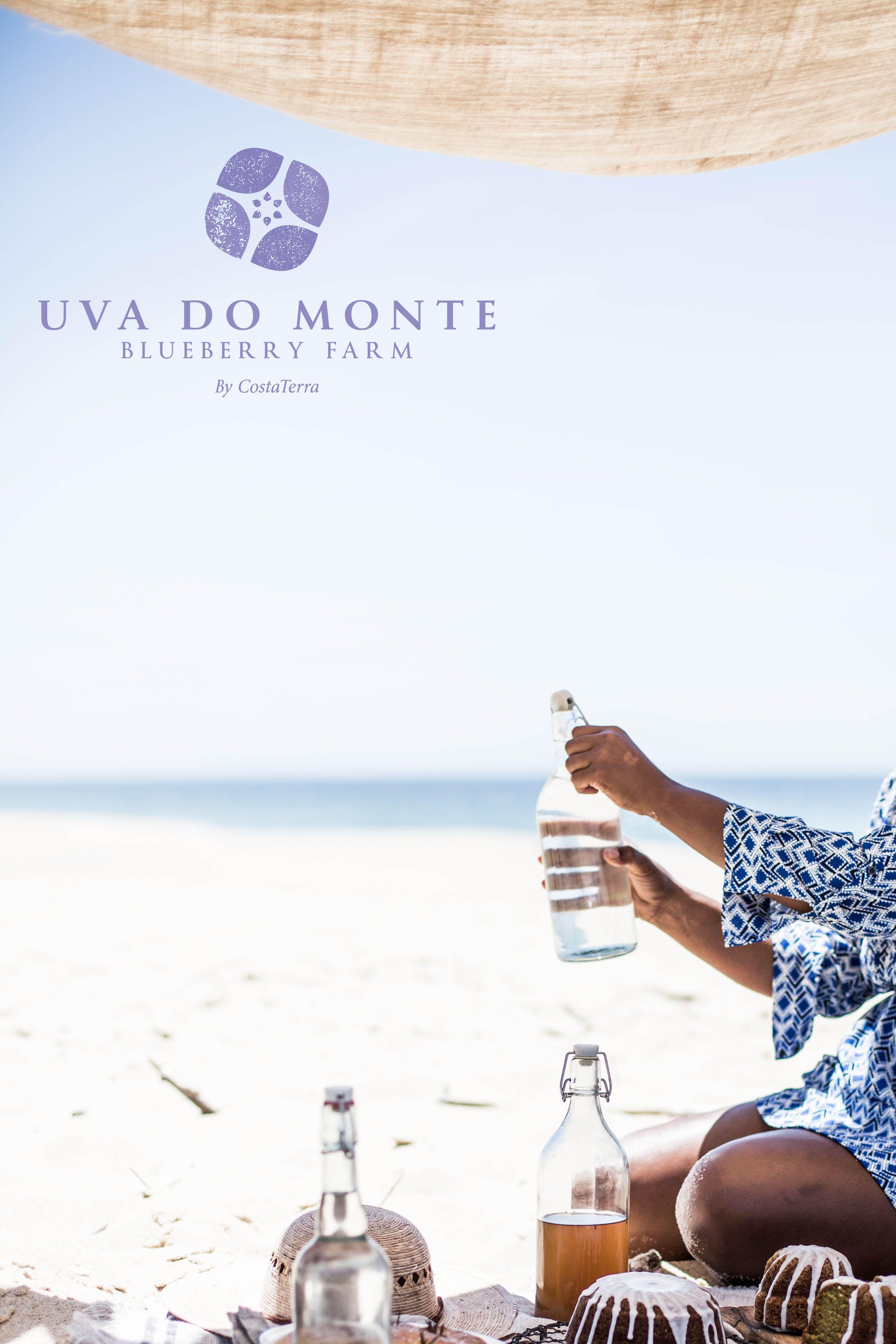 Uva do Monte - Blueberry Farm by Costaterra @theindependentecollective