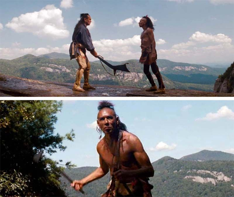 """an analysis of the movie the last of the mohicans Tribal depictions in mann's film, the last of the colonial wartime indian and colonist relations in the 1992 film """"the last of the mohicans"""" film analysis."""
