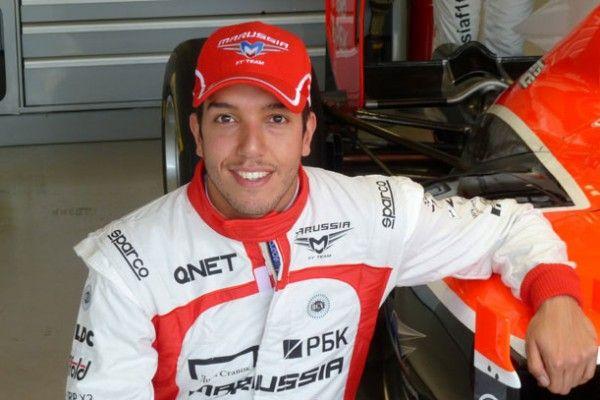 """Rodolfo """"Speedy"""" González fue el mas rápido en prácticas de IndyCar"""
