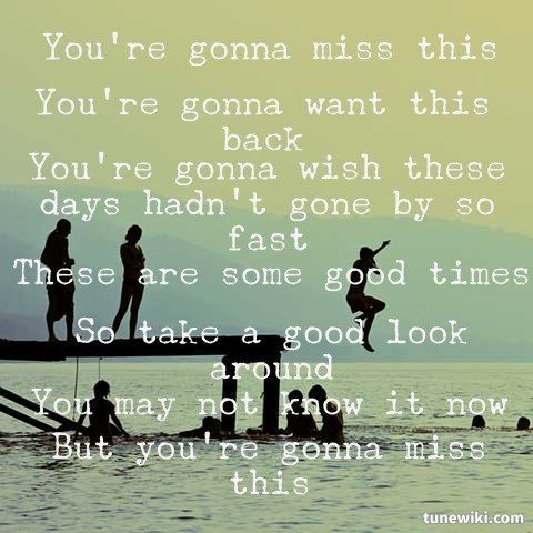 Trace Adkins – You're Gonna Miss This Lyrics | Genius Lyrics