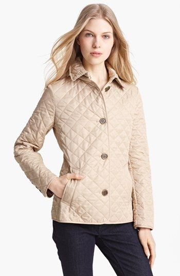 Burberry Brit 'Copford' Quilted Jacket | Nordstrom | My Style ... : copford quilted jacket - Adamdwight.com