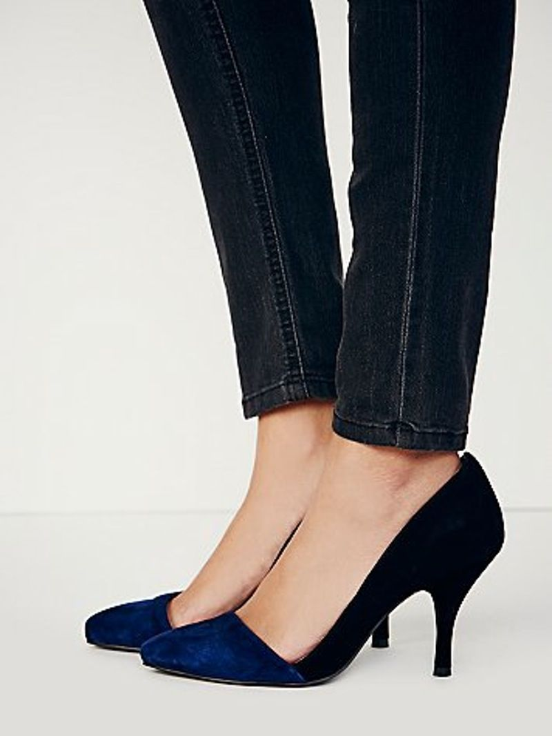 Treat Your Feet Right With These Walkable Heels     Clothes and such   4a7195