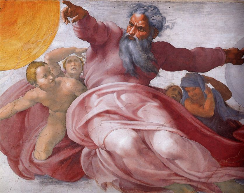 God Connects | Michelangelo, Sistine, Sistine chapel