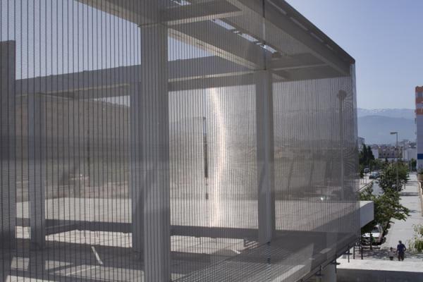mallas metalicas arquitectura - Buscar con Google mallas metalicas
