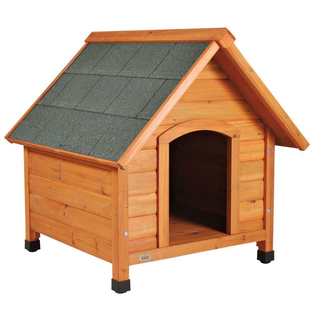 TRIXIE Log Cabin Medium Dog House-39531
