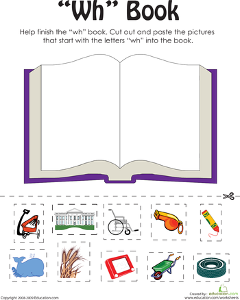 help your child learn beginning word sounds with this printable phonics worksheet which is all about words that start with ch first grade - First Grade Printable Books