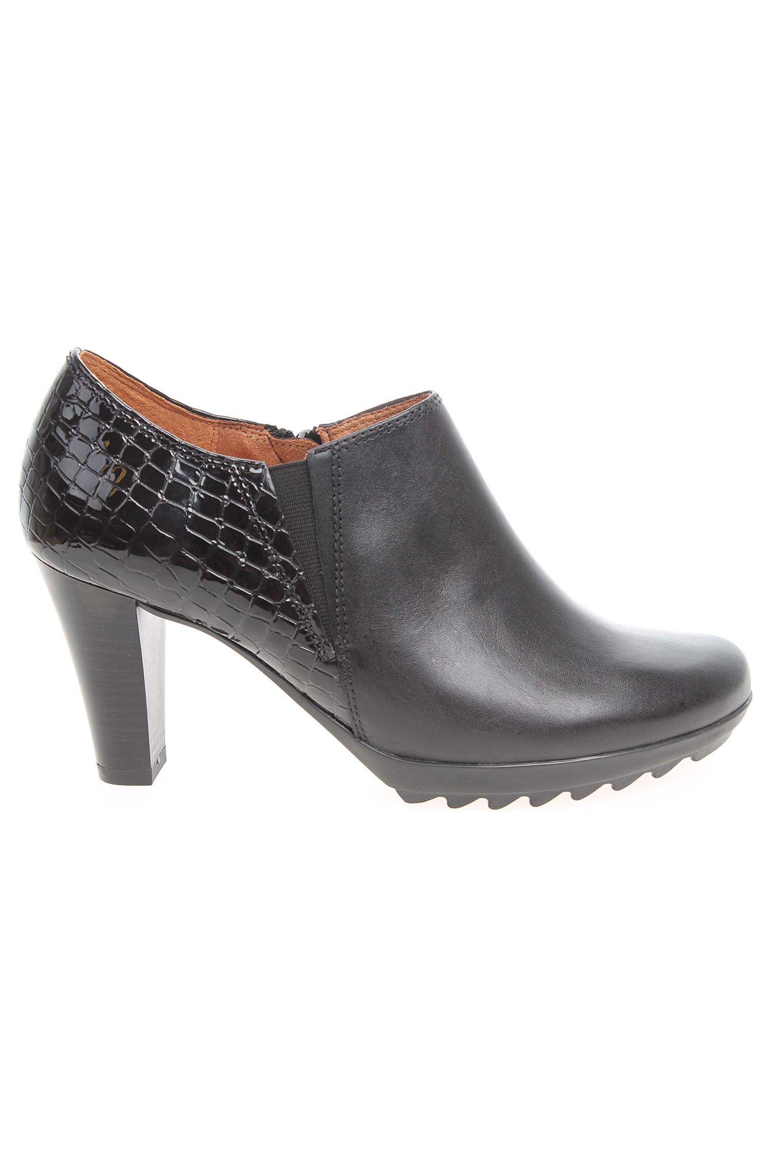496a99307cefc Caprice dámské vycházkové 9-24701-27 černé | REJNOK obuv | Style