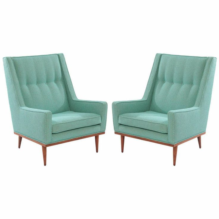 early milo baughman lounge chairs milo baughmanmid century modern furniture1950s - Mid Century Modern Furniture Of The 1950s