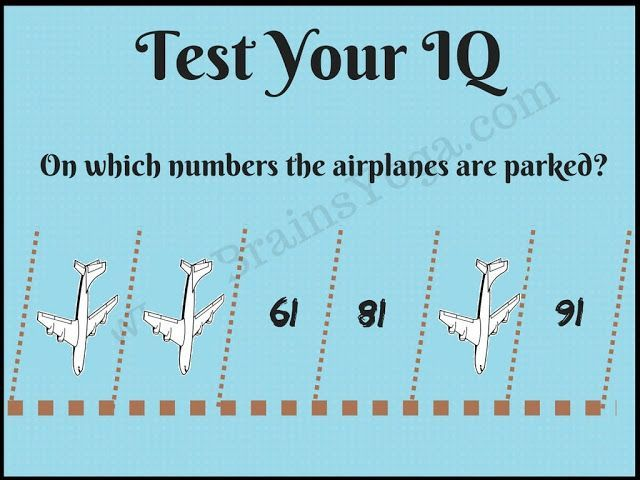 Parking puzzle to test your IQ | Visual Brain Teasers and Puzzles ...