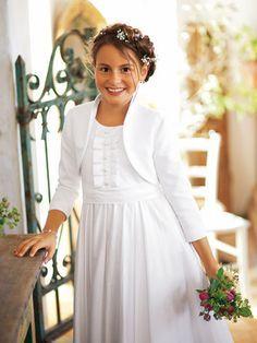 Bs1102 motiv 2 7 en 040 n henziege pinterest kommunion kommunion kleider und - Festliche kleider kommunion ...