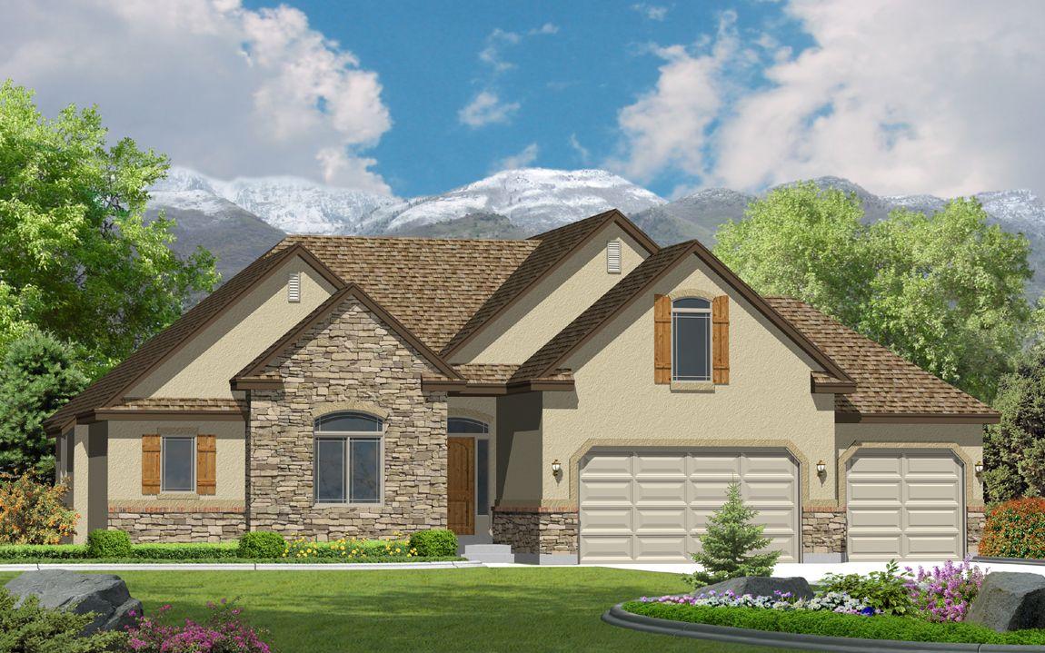 Cedar Home Design | Home Designs & Floor Plans | Pinterest