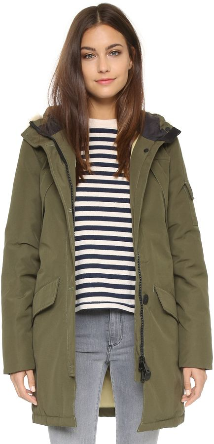 Penfield Hoosac Hooded Down Mountain Parka | THE BEST SALES