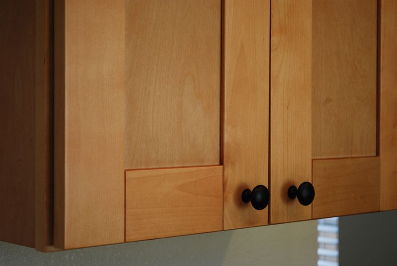 Light Stain  Domain Cabinets Direct, Inc. Nearly Clear Coated Or Light  Stained Cabinets Assents The Natural Beauty Of Wooden Doors While Protect  Against The ...