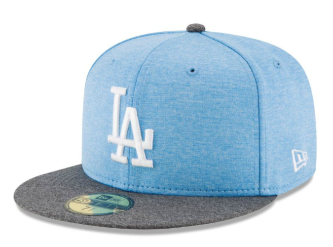 6a4f38b3e30 New Era Los Angeles Dodgers C-Dub Patch 59FIFTY Fitted Cap Men - Sports Fan  Shop By Lids - Macy s