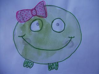 I S: Mariana a artista cá da casa.Era uma vez um desenho.