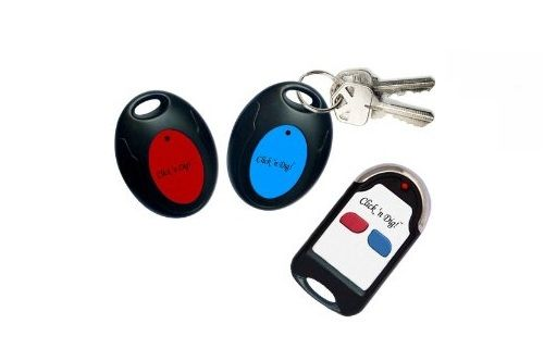 Click 'n Dig! Key Finder (2 Receivers) - $25.95 | The Geeky Store