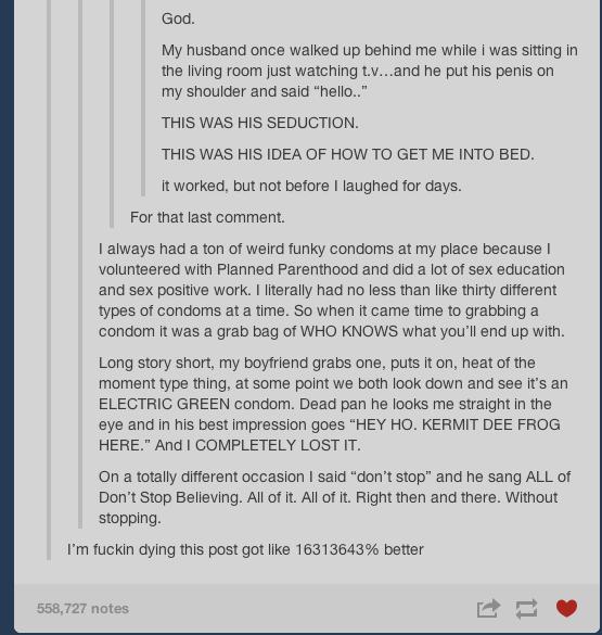 Tumblr funny sex stories
