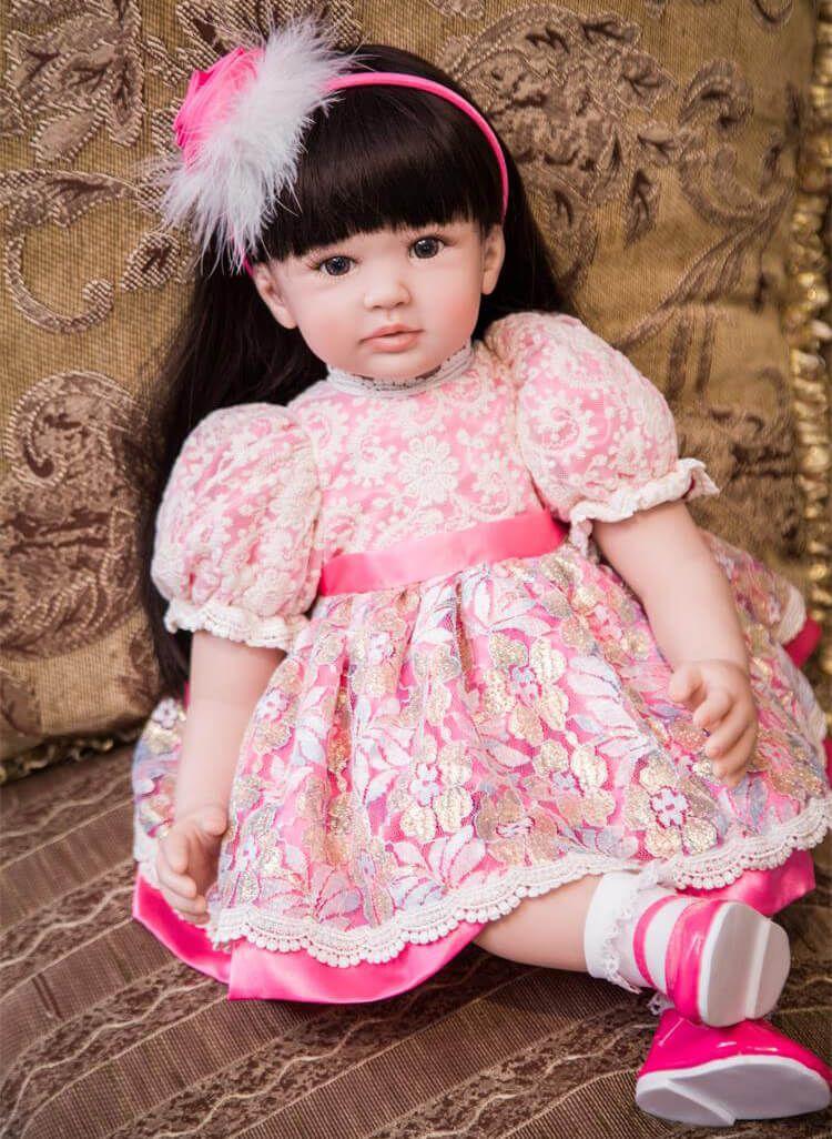 Pursuebaby Reborn Girl Dolls Collection Reborn Toddler Girl Reborn Toddler Dolls Best Baby Doll
