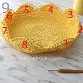 Beach Tote Crochet Pattern  Free Crochet Patterns  Craft Passion