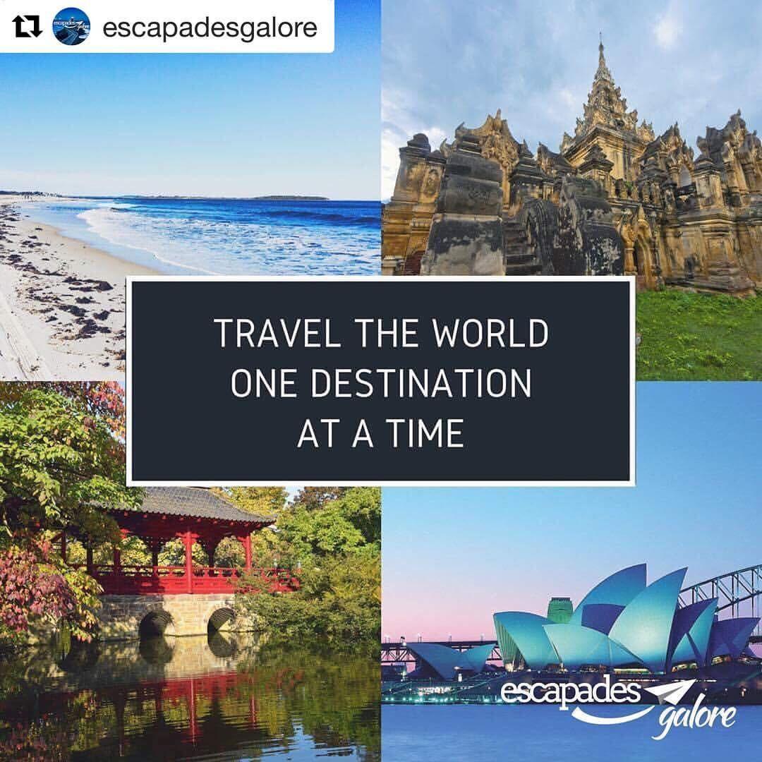 Wheres Your Next Travel Destination Escapadesgalore Travel