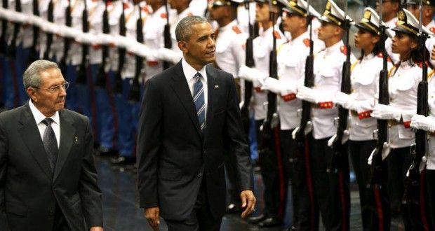 Obama se reúne com Castro, ponto alto de sua visita a Cuba | Infotau Vale