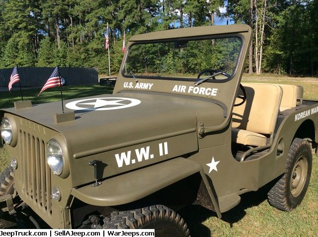 1955 willys military jeep cj3 military jeeps for sale jeep military jeep used jeep. Black Bedroom Furniture Sets. Home Design Ideas