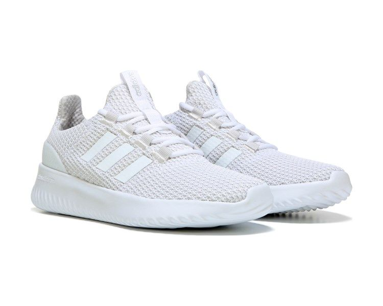 Walk on air in the Cloudfoam Ultimate Sneaker from adidas. Mesh ...