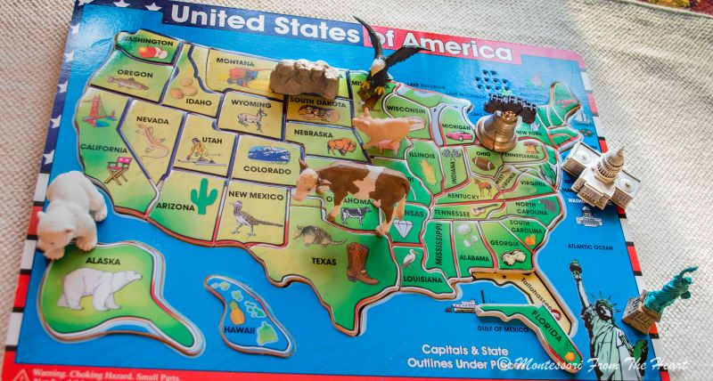 Interactive United States Map Puzzles Puzzles Map Puzzle - Interactive-us-map-puzzle