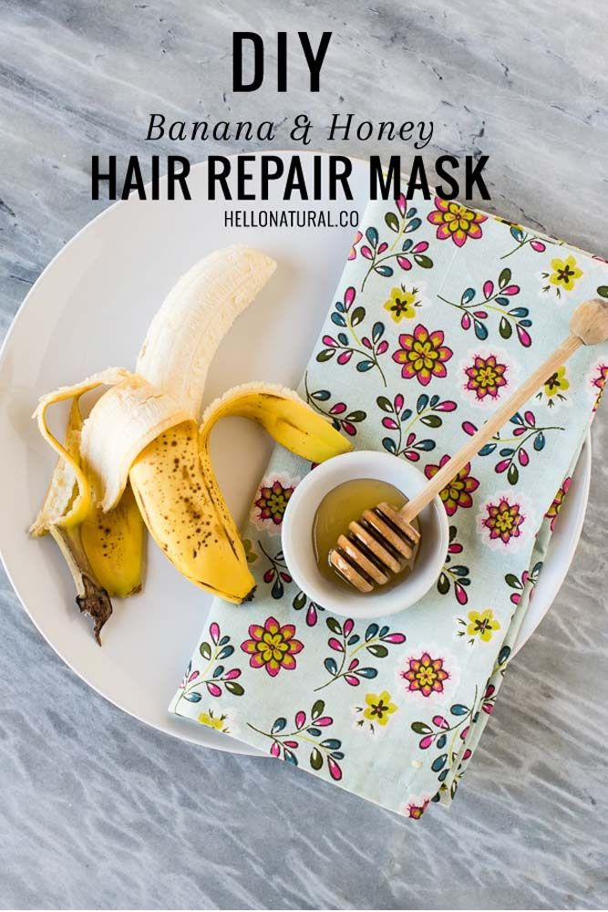 DIY Hair Masks, Including a Hair Mask for Dry Hair ★ See more: http://glaminati.com/diy-hair-mask-for-dry-hair/