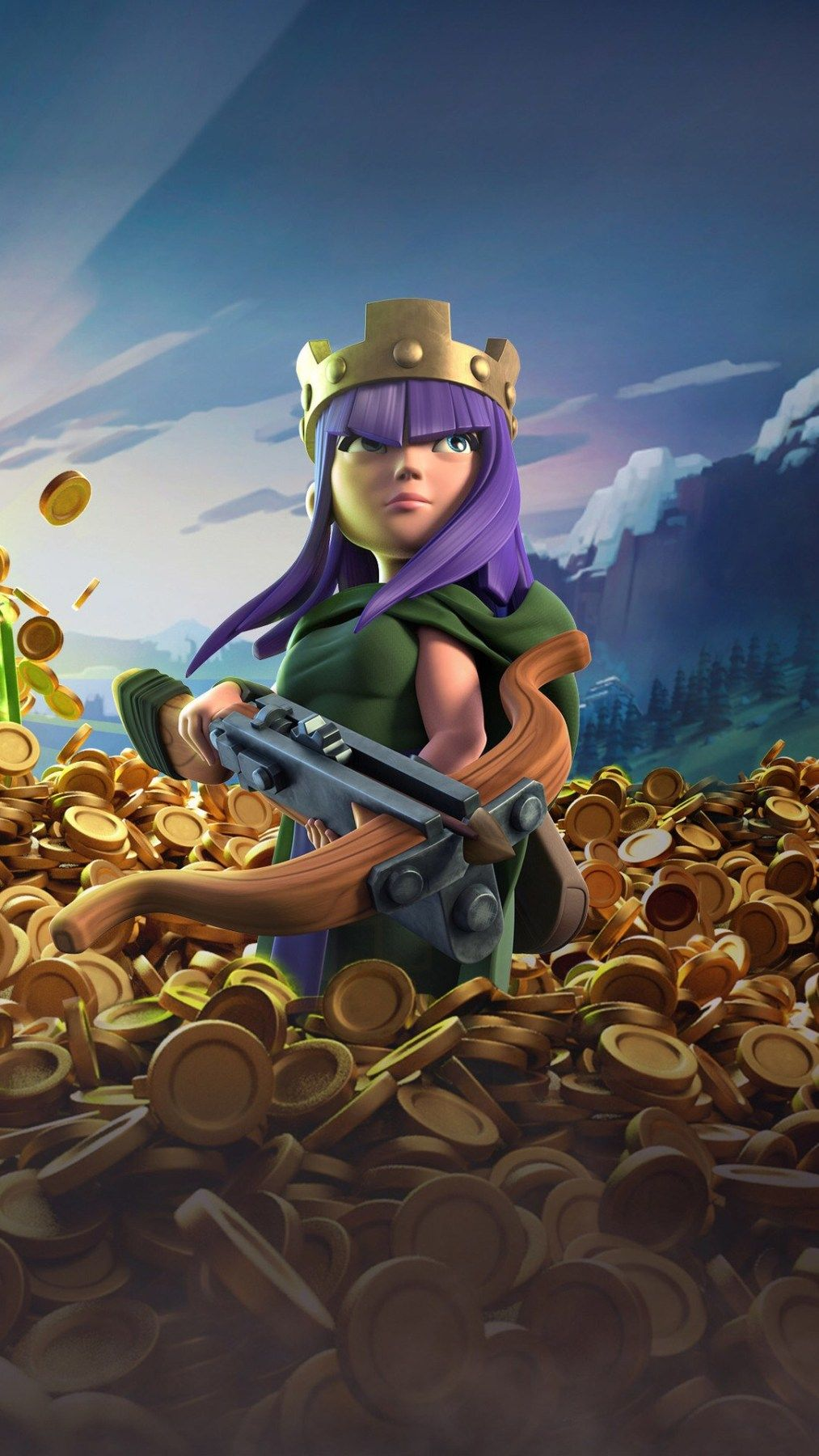 Clash Of Clan Wallpaper Hd Background Images Android Mobile Iphone Imagens Clash Of Clans Clash Of Clas Clash