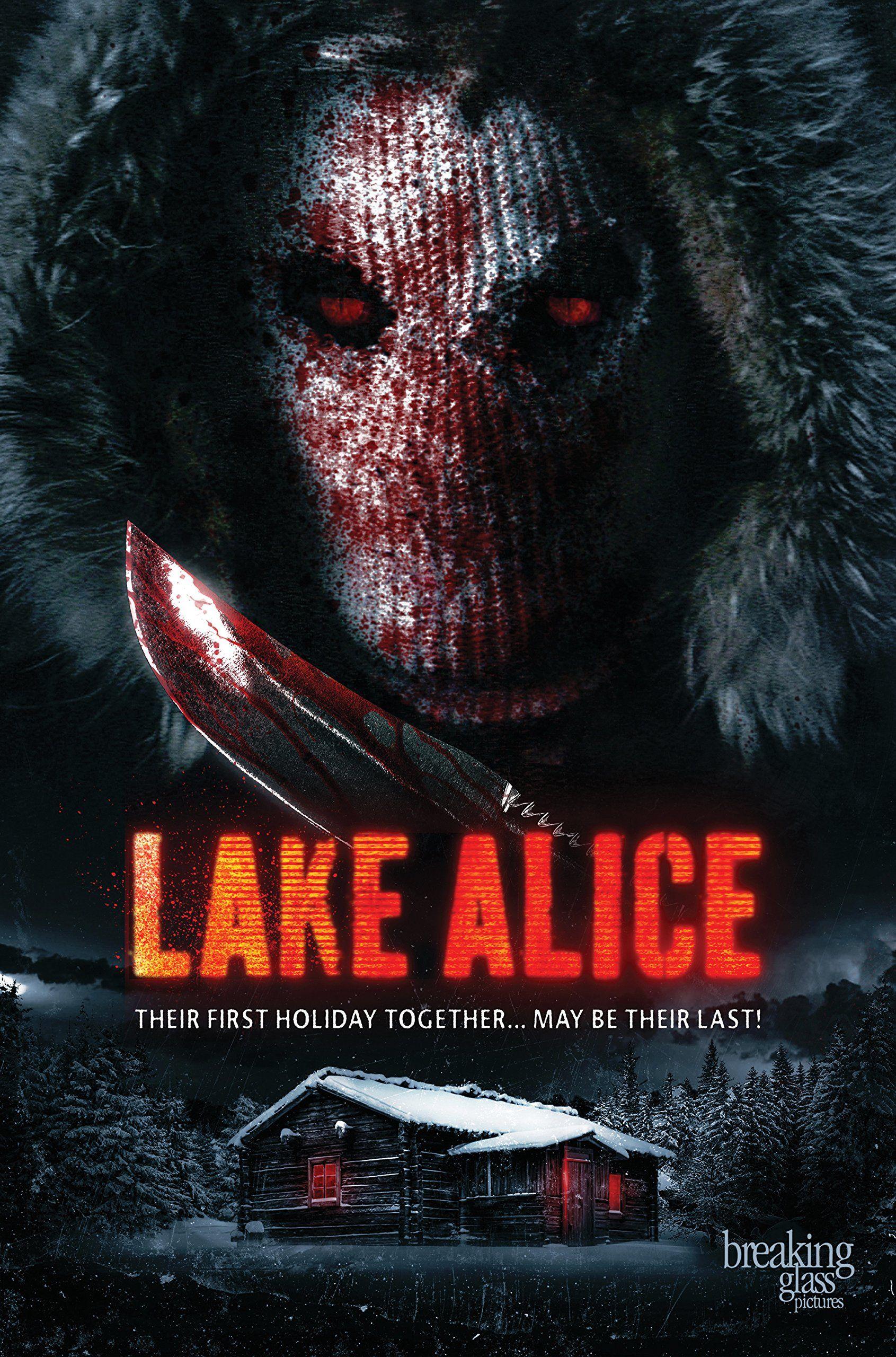Lake Alice Usa Dvd Alice Lake Dvd Usa Pelicula De Horror Peliculas De Terror Afiche De Pelicula