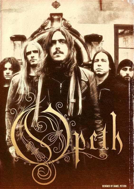 Banda de progresive metal opeth | Música heavy metal, Bandas de heavy  metal, Bandas de rock metal