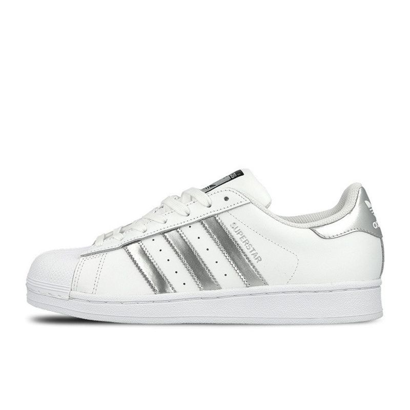 abrazo túnel Involucrado  Adidas SUPERSTAR Original New Arrival Official Clover Women's And Men's  Skateboarding Shoes Sport Outdoor … | Adidas superstar, Adidas originals  superstar, Sneakers