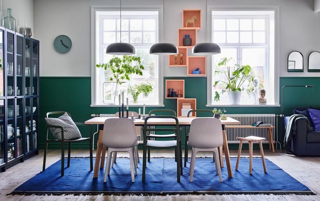 Australia Ikea dining, Table decor living room, Dining