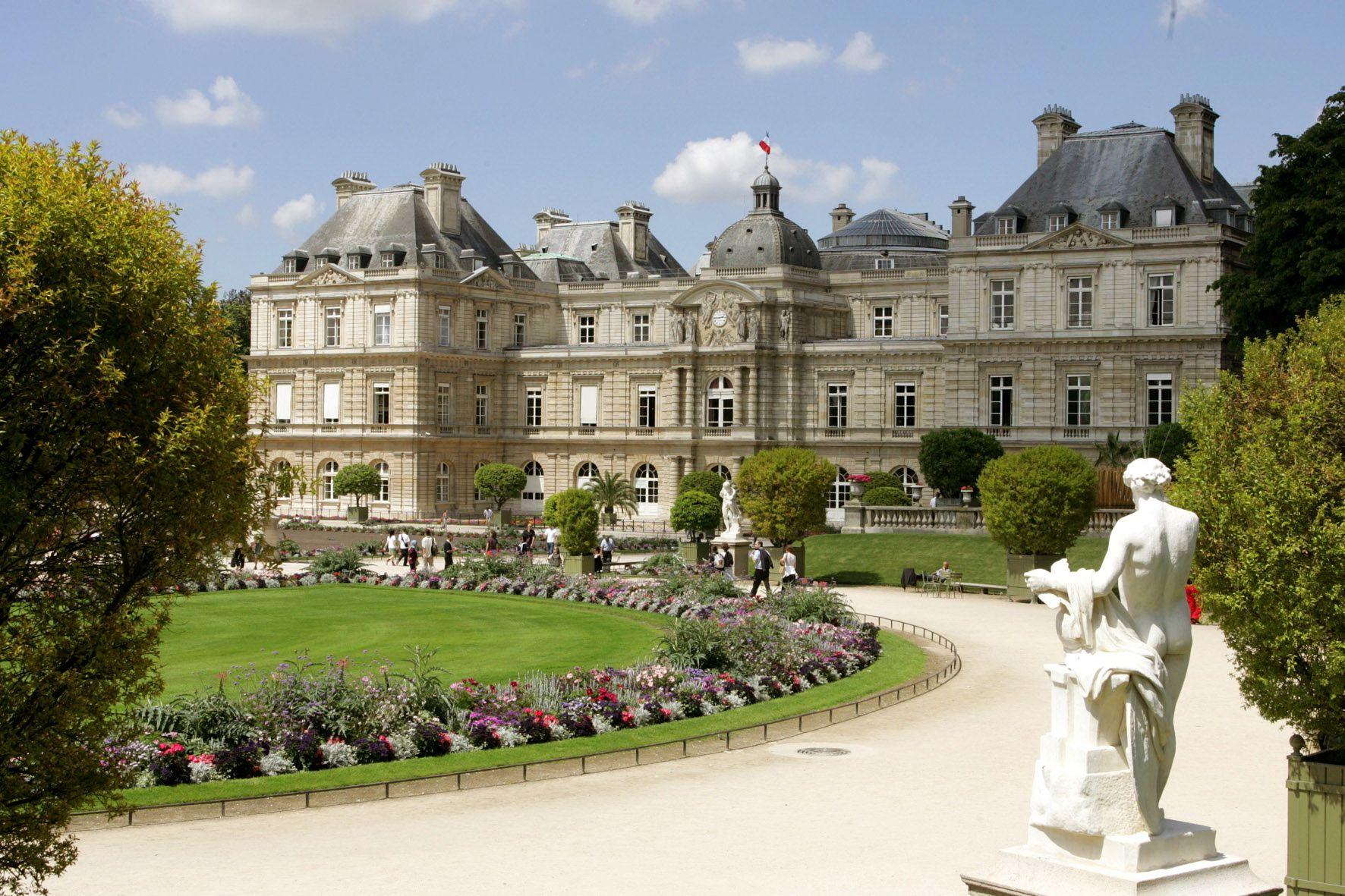 Jardins Du Luxembourg Métro