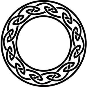 celtic circle - Google Search | Tattoos | Celtic tattoos ...