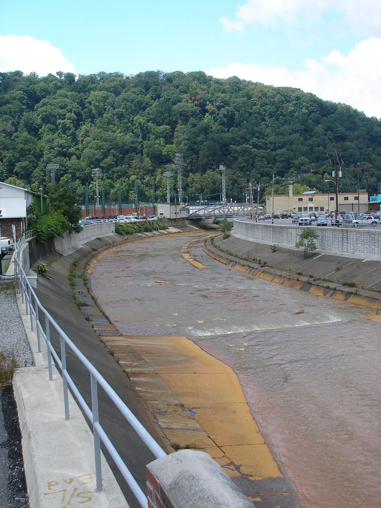 Little Conemaugh and the remnants of the old Pennsylvania