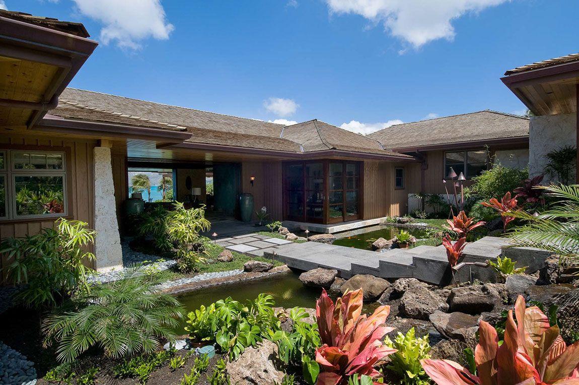Phillip K. White Architects   Portlock Residence