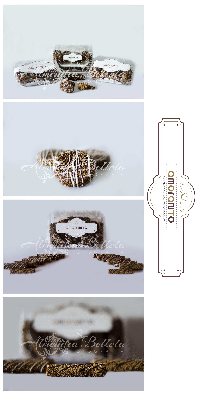 Amaranto - Galletas y chocolate finos