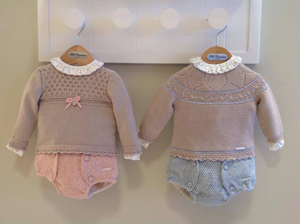 055250a1b3081 Baby collection 2014 15 from Pili Carrera Canastillas De Bebe