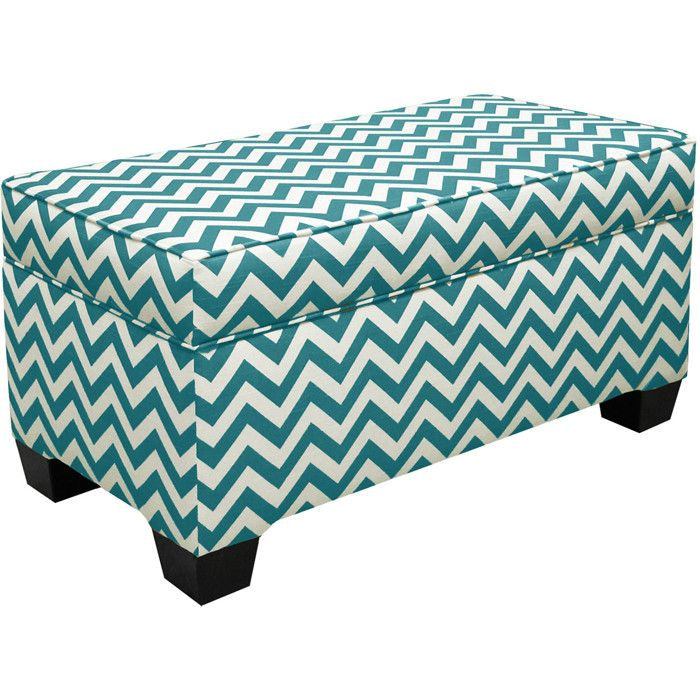 Toy Storage Ottoman Upholstered Storage Upholstered Storage Bench Fabric Storage Ottoman