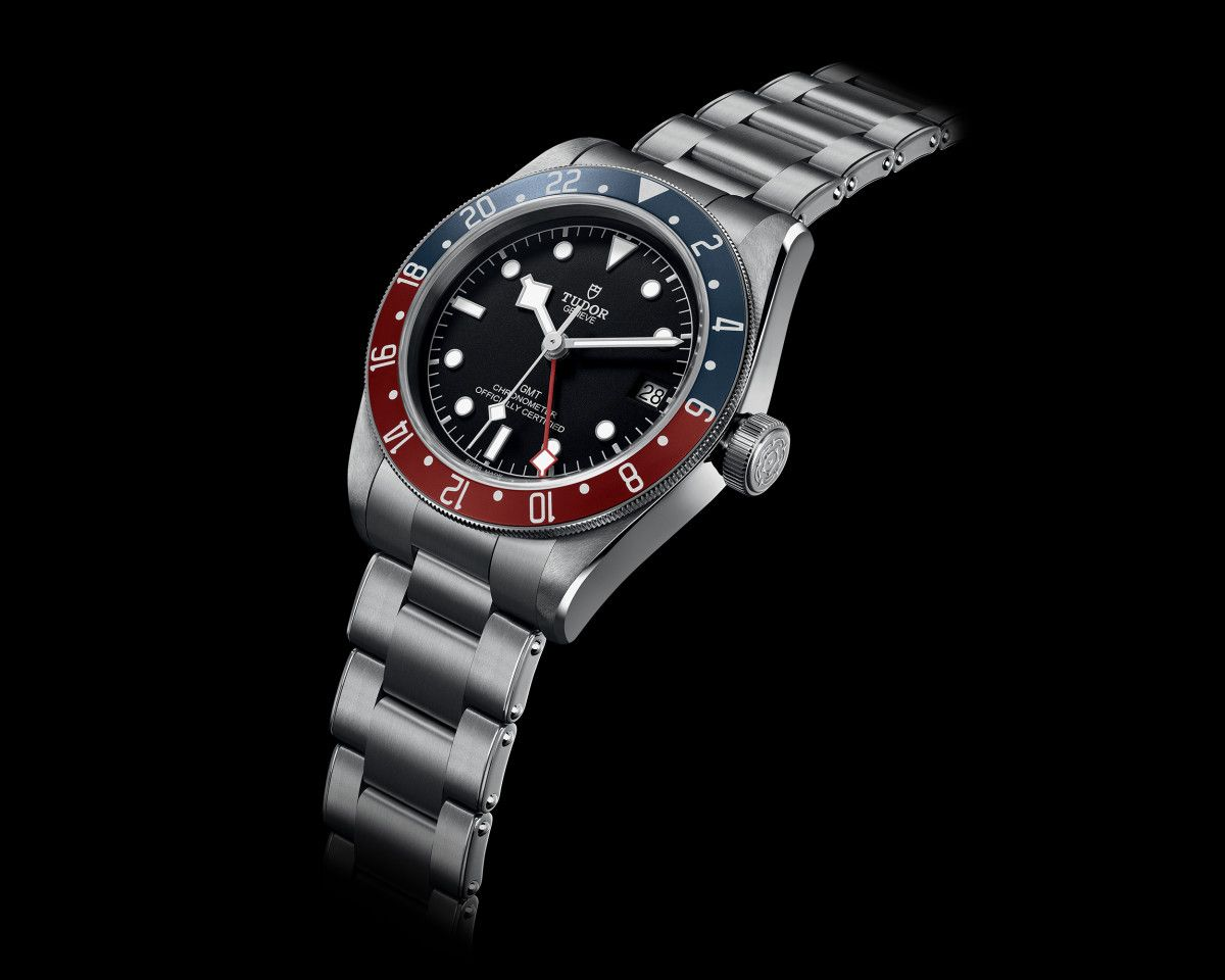 Tudor Adds A Gmt And A 39mm To Its Black Bay Lineup Tudor Black Bay Tudor Black