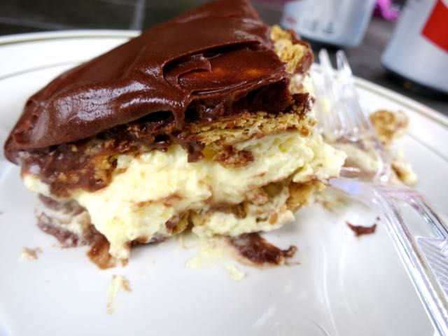 Eclair Pudding Cake - Comfy in the Kitchen | recipes i want to ...