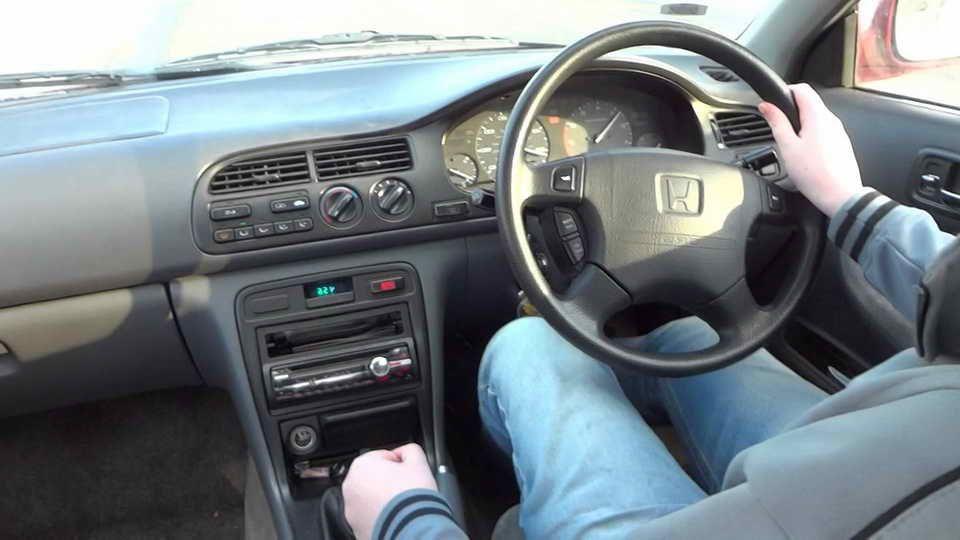Honda accord 5 speed