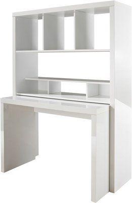 Burowand Hmw Danzig Mit Ausziehbarem Schreibtisch Bestellen Baur Burowande Regal Schreibtisch Schreibtischideen