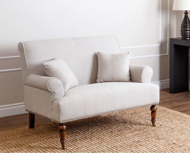 Gorgeous Small Couch Designs To Complete Your Bedroom Sofas For Small Spaces Couches For Small Spaces Small Couch