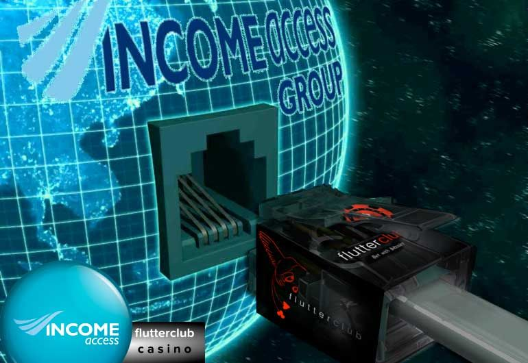 Flutterclub будет работать с Income Access.  Управляемое ирландской компанией Social Gaming Ventures онлайн казино Flutterclub анонсировало запуск партнерской программы с одной из крупнейших гемблинговых сетей Income Access. Flutterclub, ориентированное главным образом на азиатский рынок и приним�