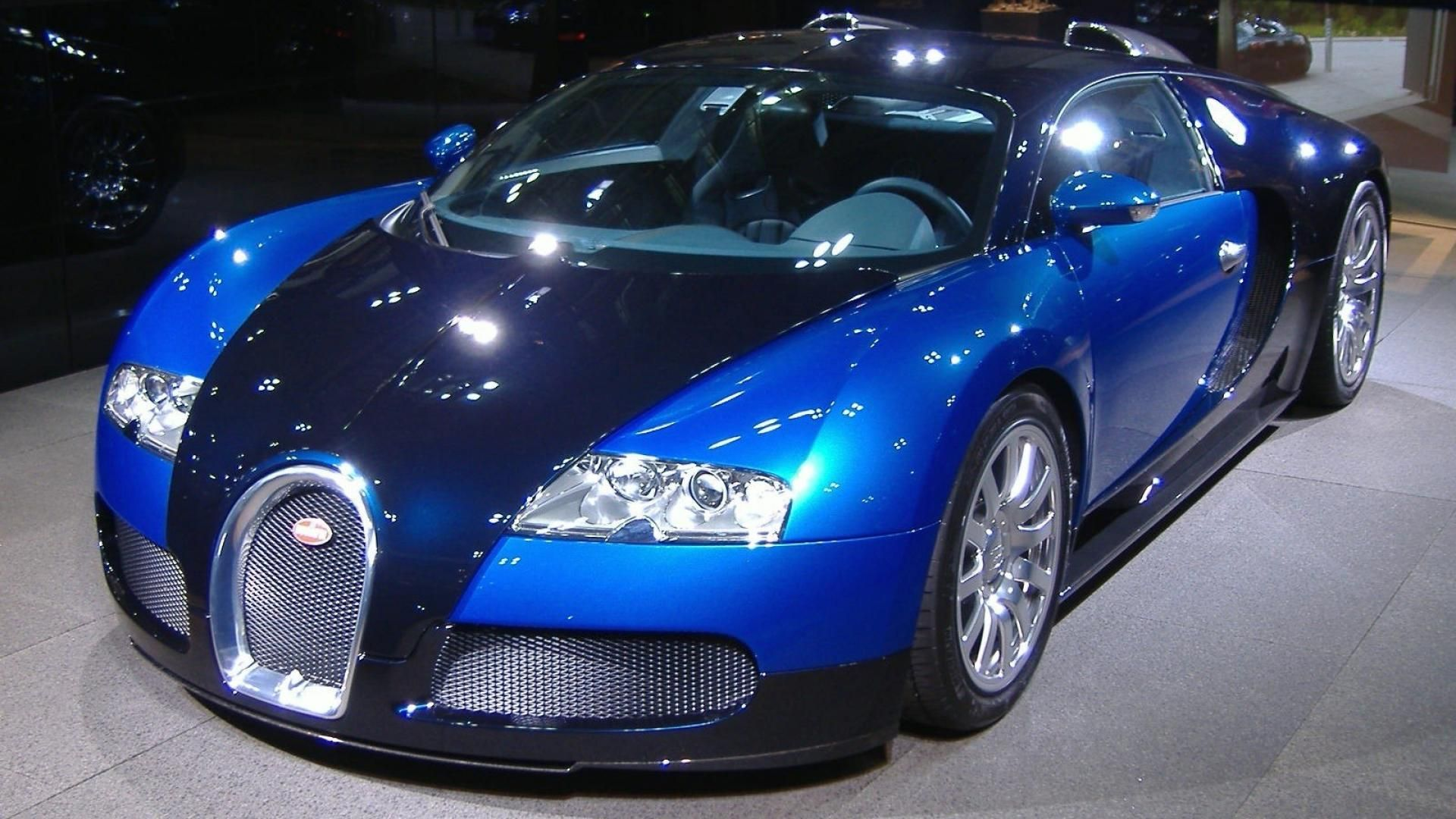 Bugatti Veyron Car HD Wallpaper 1080p